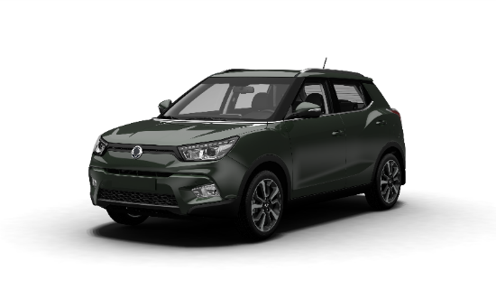 Luvi tivoli galaxy green
