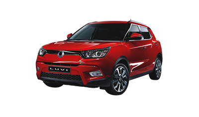 SsangYong LUVi
